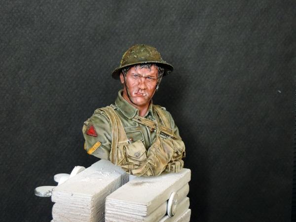 Buste du Tommy bataille de la Somme 1916 par Giacomel Dscn0813