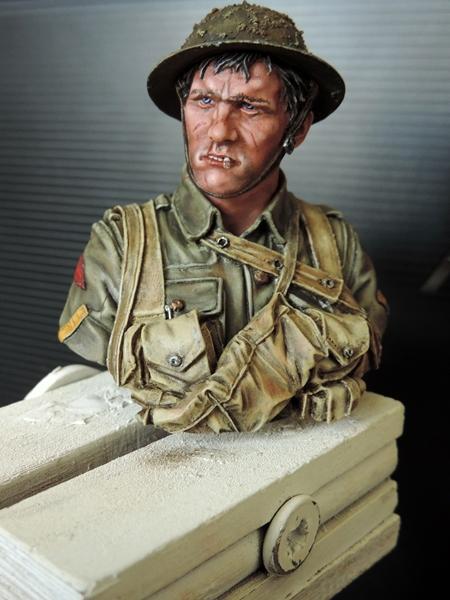 Buste du Tommy bataille de la Somme 1916 par Giacomel Dscn0815