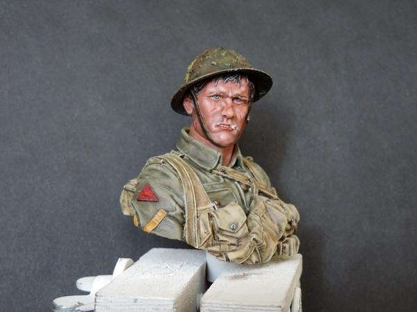 Buste du Tommy bataille de la Somme 1916 par Giacomel Dscn0816