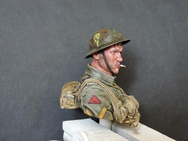 Buste du Tommy bataille de la Somme 1916 par Giacomel Dscn0817