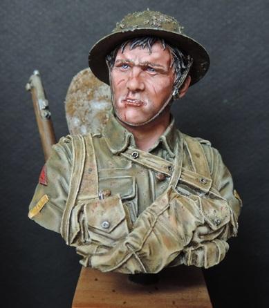 Buste du Tommy bataille de la Somme 1916 par Giacomel Dscn0824