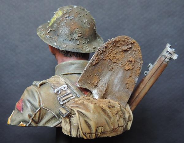 Buste du Tommy bataille de la Somme 1916 par Giacomel Dscn0826