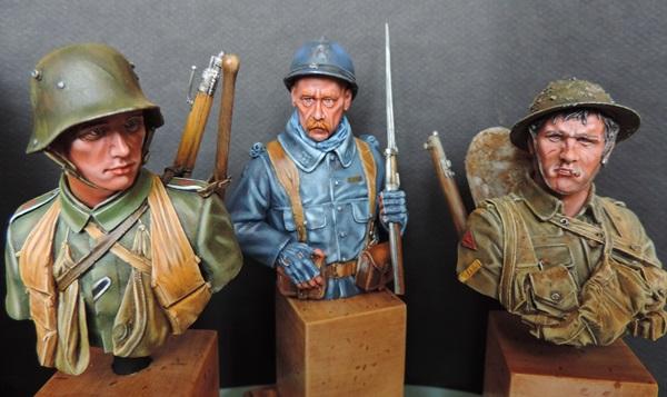Buste du Tommy bataille de la Somme 1916 par Giacomel Dscn0830
