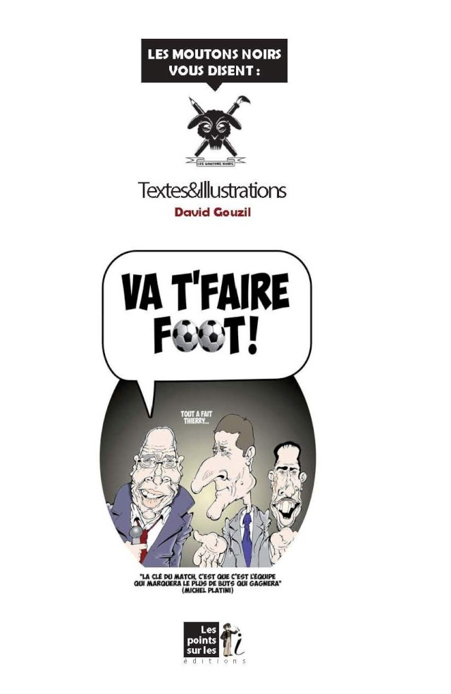 Va t'faire foot ! de David Gouzil 0212_o10