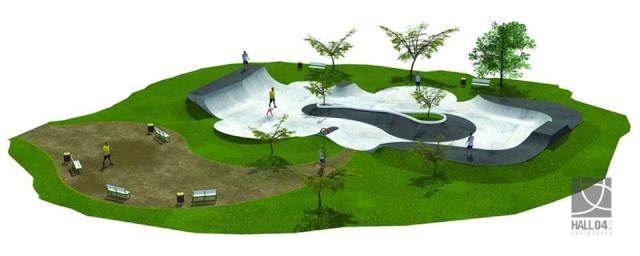 Nouveau SkatePark à Carcans  10355910