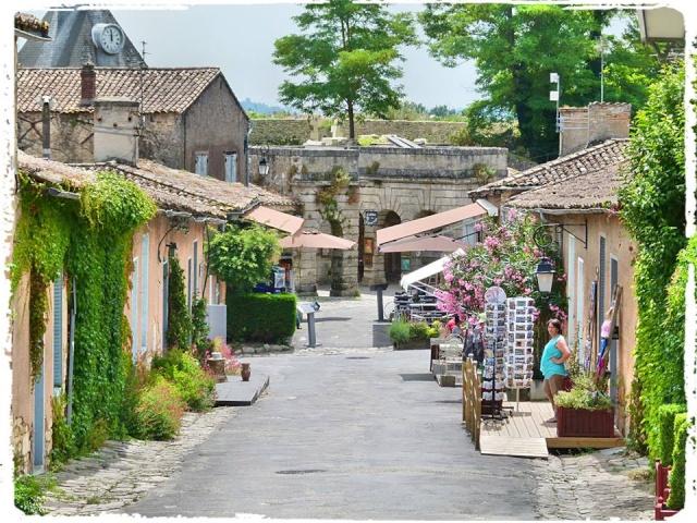 Citadelle de Blaye et la Route de la corniche de la Gironde 10367111