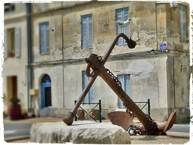 Citadelle de Blaye et la Route de la corniche de la Gironde 10451111