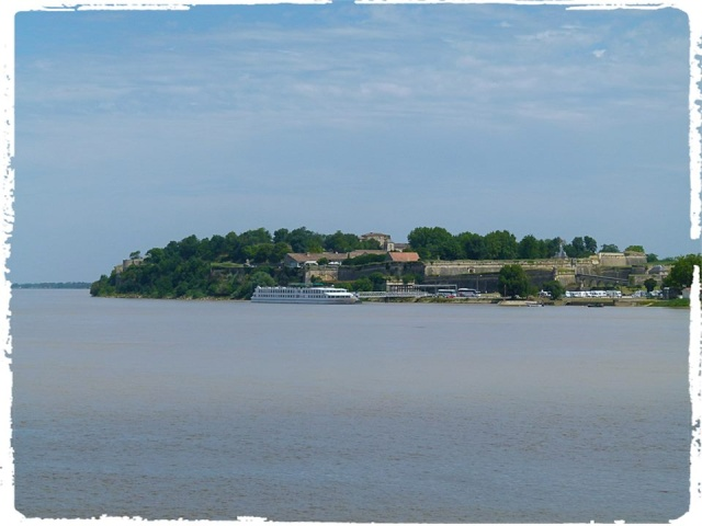 Citadelle de Blaye et la Route de la corniche de la Gironde 10462910