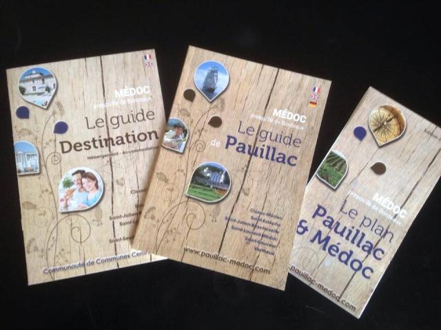 Les Guides Touristiques du Médoc 10464110