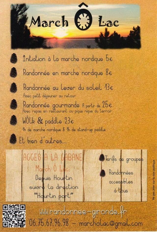 March Ô Lac à Hourtin 10550810