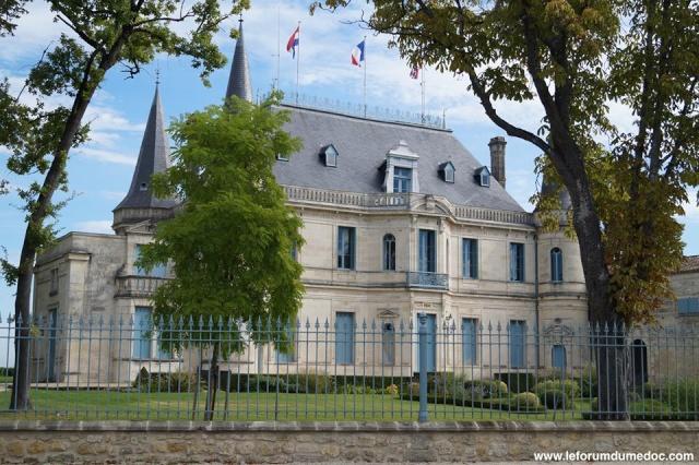 Château Palmer vu par Forum du Médoc 10574210
