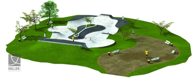 Nouveau SkatePark à Carcans  10612810