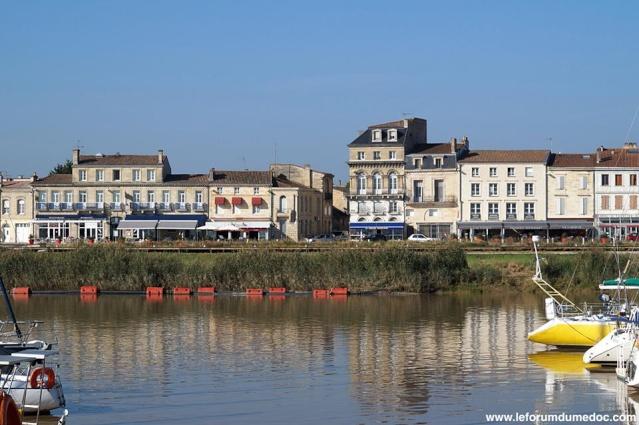 Port de Pauillac vu par Forum du Médoc 10612911