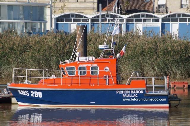 Port de Pauillac vu par Forum du Médoc 10625110