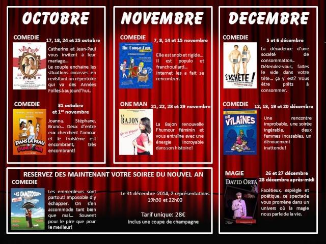 Café Théâtre de Carcans 10698411