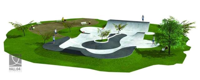 Nouveau SkatePark à Carcans  10698710