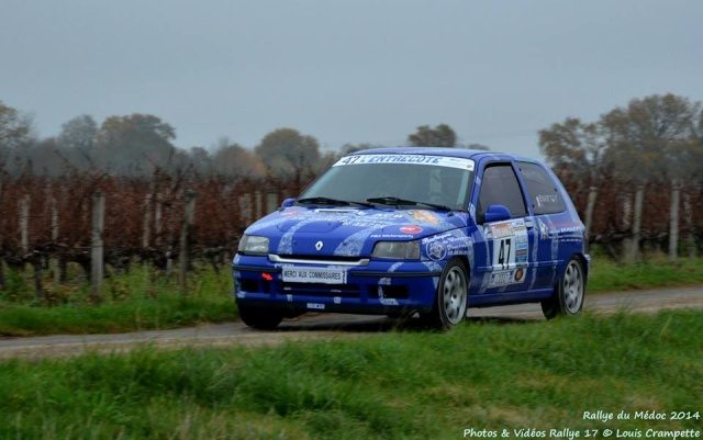 Rallye du Médoc 2014 vu par Photos & Vidéos Rallye 17 10850110