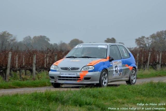 Rallye du Médoc 2014 vu par Photos & Vidéos Rallye 17 10858310