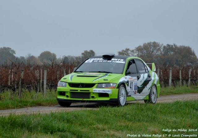 Rallye du Médoc 2014 vu par Photos & Vidéos Rallye 17 111