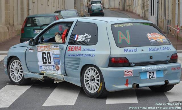 Rallye du Médoc 2014 vu par Photos & Vidéos Rallye 17 1110