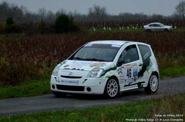 Rallye du Médoc 2014 vu par Photos & Vidéos Rallye 17 120