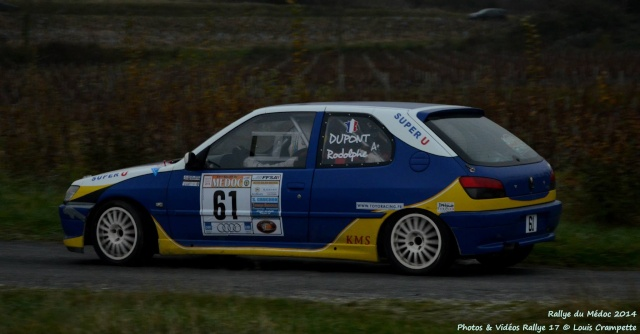 Rallye du Médoc 2014 vu par Photos & Vidéos Rallye 17 121