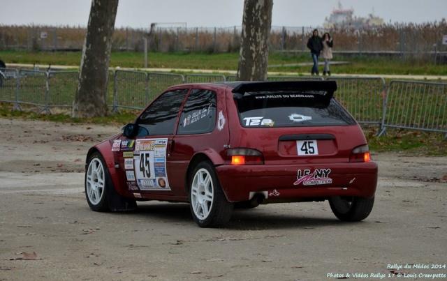 Rallye du Médoc 2014 vu par Photos & Vidéos Rallye 17 1410