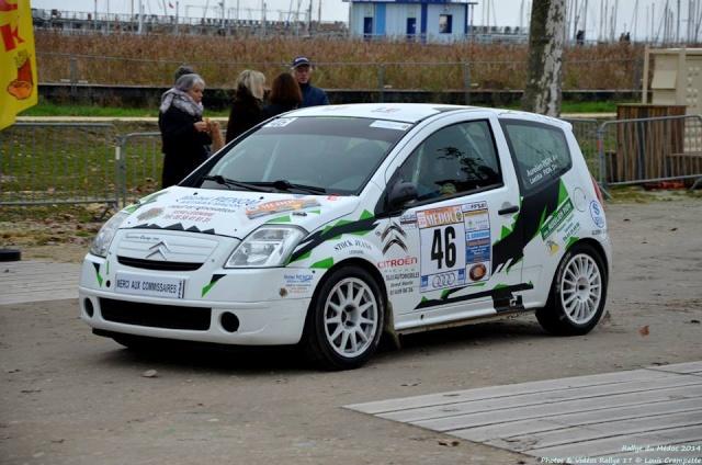 Rallye du Médoc 2014 vu par Photos & Vidéos Rallye 17 1510