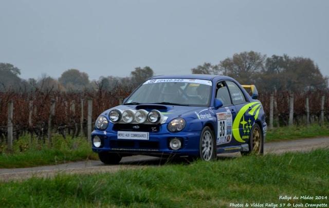 Rallye du Médoc 2014 vu par Photos & Vidéos Rallye 17 1810