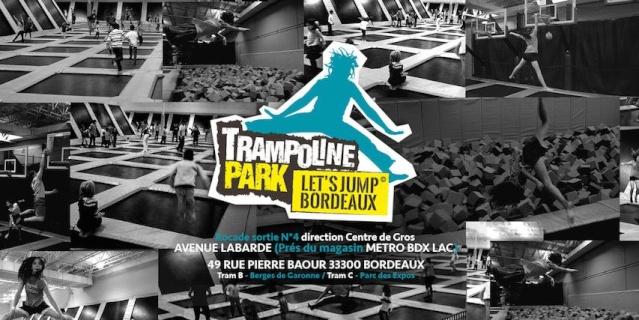 Ouverture prochaine d'un Trampoline Park aux Portes du Médoc 19014410