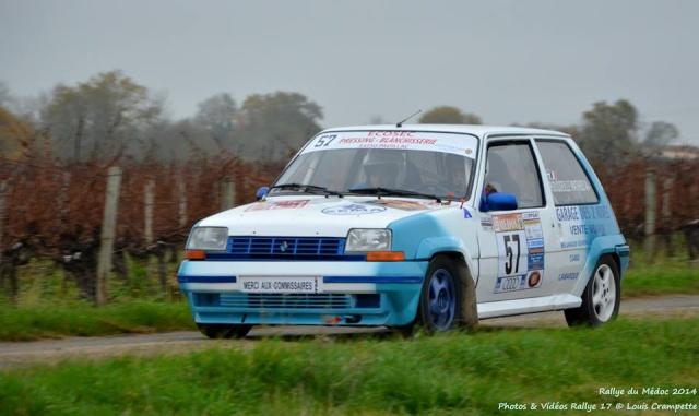 Rallye du Médoc 2014 vu par Photos & Vidéos Rallye 17 411