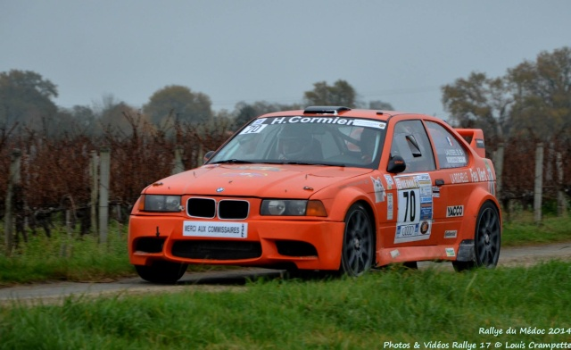 Rallye du Médoc 2014 vu par Photos & Vidéos Rallye 17 412