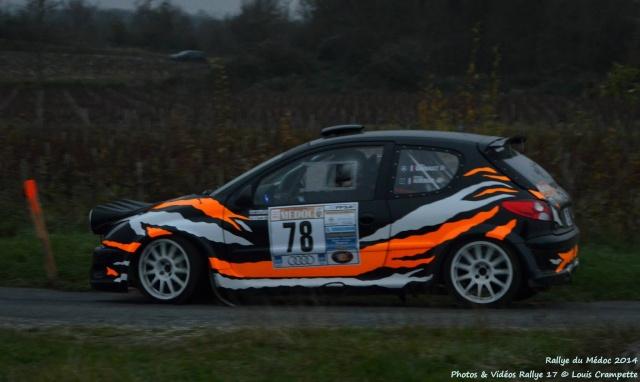 Rallye du Médoc 2014 vu par Photos & Vidéos Rallye 17 420
