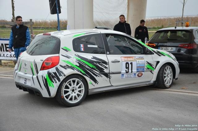 Rallye du Médoc 2014 vu par Photos & Vidéos Rallye 17 510