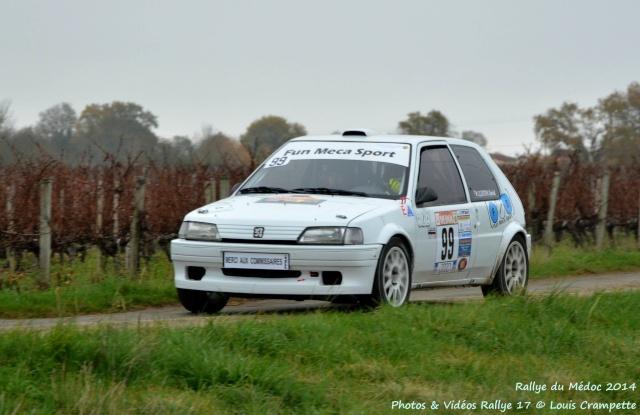 Rallye du Médoc 2014 vu par Photos & Vidéos Rallye 17 514