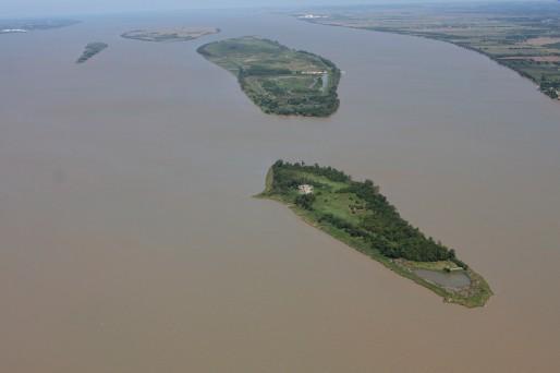 Estuaire de la Gironde : les îles refont surface ( de Orianne Dupont ) 7001-510