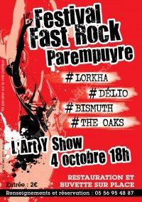 Festival Fast Rock le 4 Octobre 2014 à Parempuyre 95d64d10