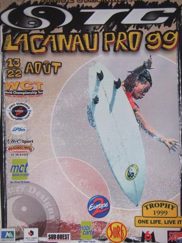 Lacanau Pro et ses 34 Affiches  _57_110