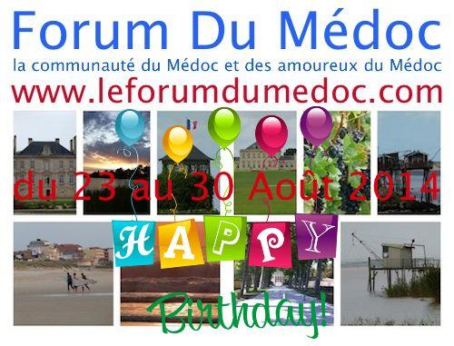 Jeu Concours 2 ans du Forum du Médoc Anniv10