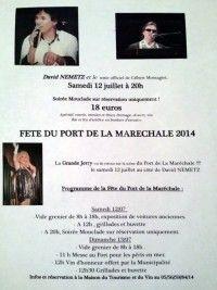 Fête du Port de la Maréchale 2014 le 12 et 13 Juillet 2014 à St Seurin de Cadourne Fe83b910