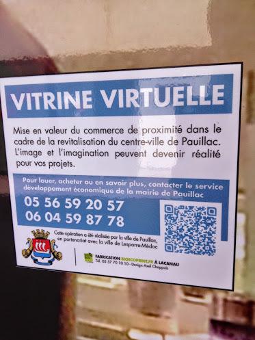 Le centre ville de Pauillac reprend provisoirement de la couleur ! Img_9914