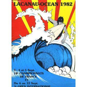 Lacanau Pro et ses 34 Affiches  Lacana12