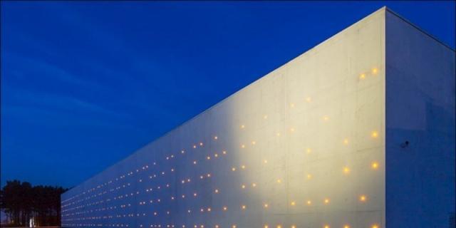 Ludon-Médoc (33) : les lumières du Chai Ballande récompensées Les-lu10