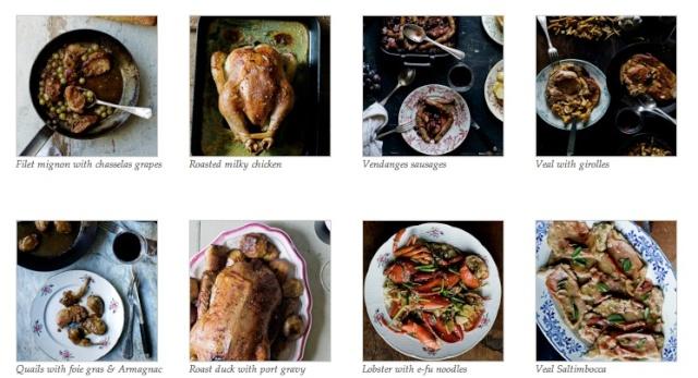 Mimi Thorisson et sa cuisine du Médoc Mimi_t10