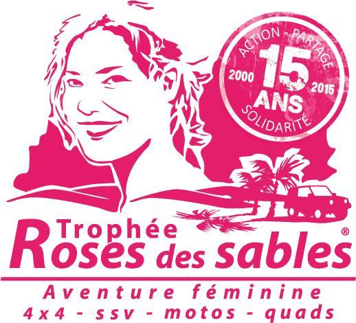 2 amies (une Bordelaise et une Médocaine ) participent a l'aventure du Trophée Roses des Sables 2015  Roses-10