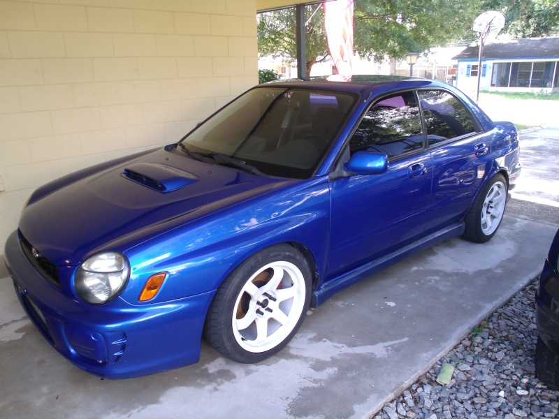 2003 wrx Track Attack Build Gedc0010