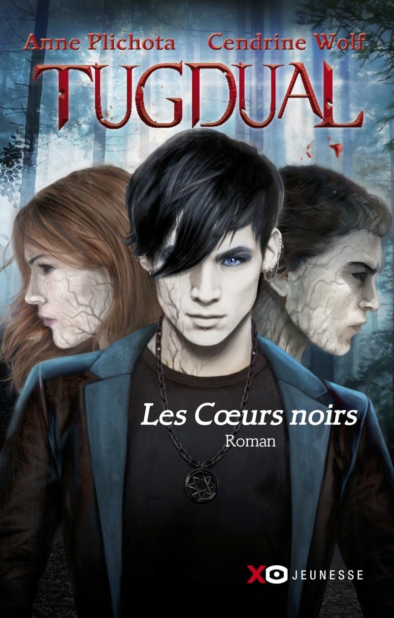 La couverture du tome 1 Tugdua10