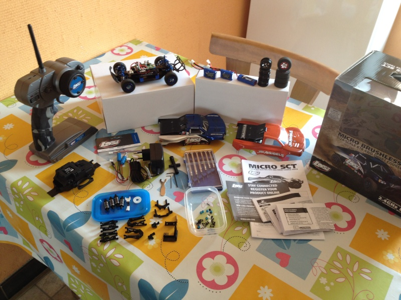 Vends Losi Micro SCT brushless Img_0213