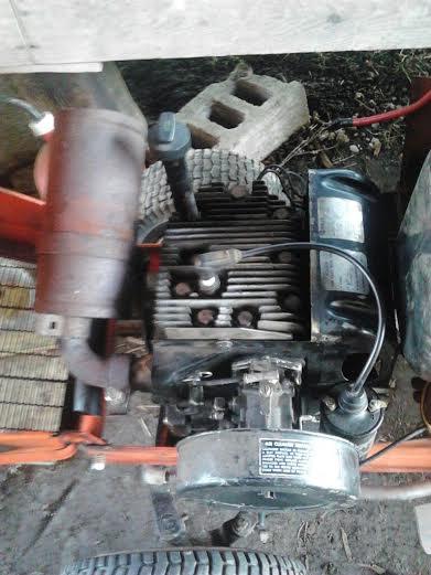 Allis Challmers 710 Tractor Allis210