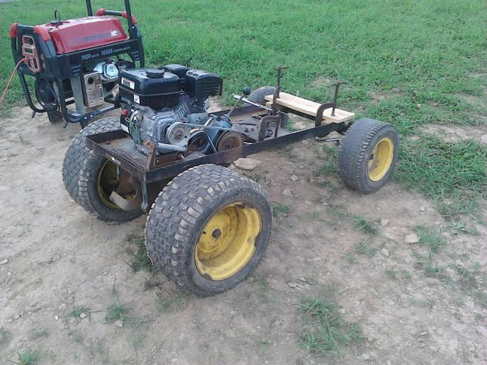""" Spare Parts "" F10"